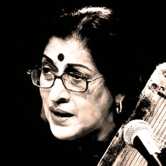 Cinema classical: The rare occasion when Kishori Amonkar sang and composed film music