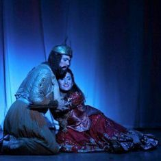 In French opera 'Padmavati', sweetness, dread, and lots of sighing and twirling