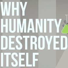 Watch: The real reason humanity will destroy itself may lie in the human brain (and not in war)