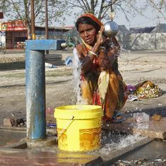Women in rural India get little time and space to bathe – and it's taking a toll on their health