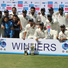 From Boxing Day 2014 to Valentine's Day 2017, Virat Kohli has made winning a habit for Team India