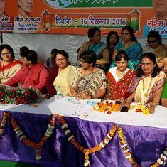 Fewer women are winning polls in Uttar Pradesh, more are losing badly