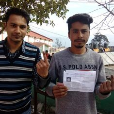 Uttarakhand polls: Voters in remote Pauri say they've cast their ballots for better healthcare, jobs