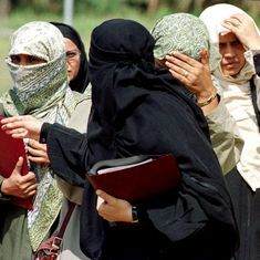 Debate over triple talaq, other Muslim personal laws may be referred to a Constitution bench