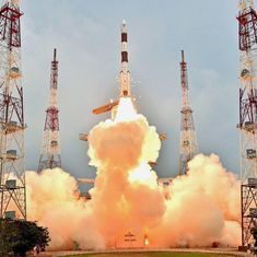India just launched 104 satellites, but is still a long way from becoming a global space player
