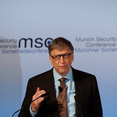 Bio-terrorism could kill more than 30 million people in a year in future, warns Bill Gates
