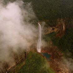 Watch these stunning sights of Meghalaya that can only be seen from 4,000 feet in the sky
