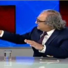 Watch: Congress leader Shehzad Poonawalla alleges that Tarek Fatah assaulted him on TV debate