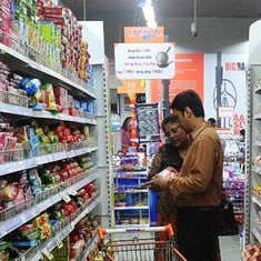 India has a $600 billion market but it's still not big enough to top global retail rankings