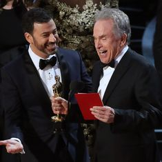 Oscars Best Picture screw-up tickles Twitter: 'Can you do this with the US election too?'
