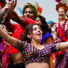 Bhangra in Brazil: At Carnival, Sao Paulo did the samba to the sounds of Punjab