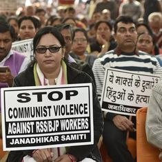 In Kannur, RSS-BJP and CPI(M) have lost equal numbers to political violence