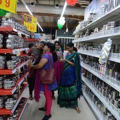 Stock market maverick and D-Mart owner Radhakishan Damani is listing his profitable retail chain