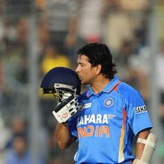 Watch: On this day eight years ago, Sachin Tendulkar got his 100th international hundred