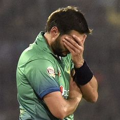 There should be no leniency towards corrupt cricketers, says Pakistan's Shahid Afridi