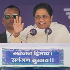 UP polls: Mayawati to move court 'within two-three days' against alleged EVM tampering