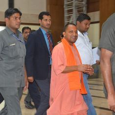 UP Cabinet: Yogi Adityanath keeps Home Ministry, gives deputy CMs higher education, PWD portfolios