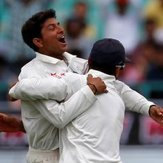 For 'special talent' Kuldeep Yadav, there could not have been a better debut