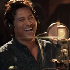 Watch: Sachin Tendulkar makes his singing debut in 'Cricket wali beat' and it's awful