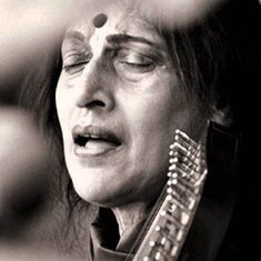 Watch: A little over an hour with Kishori Amonkar will keep her music alive in your head forever
