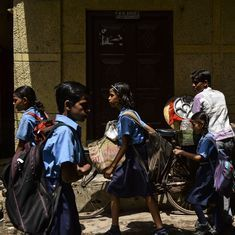 Why aren't students of Delhi's government schools getting their textbooks on time?