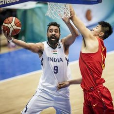 Basketball star Vishesh Bhriguvanshi is the most decorated Indian athlete that you haven't heard of