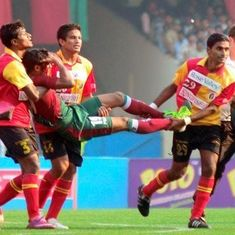 How the Kolkata derby became a pillar of Bengali identity and why it's losing its significance