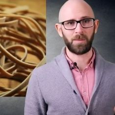 Watch: The humble rubber band has a very curious history (and that's not stretching things too far)