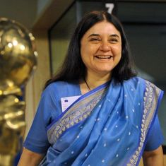 Father's name on a degree should not be compulsory, Maneka Gandhi tells HRD Ministry