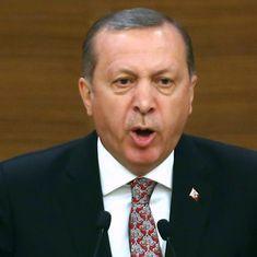 Recep Erdogan declares victory in his pursuit of one-man rule in Turkey