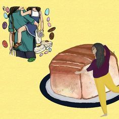 Five artists illustrate their childhood memories of Nilgiris, the iconic Bengaluru bakery