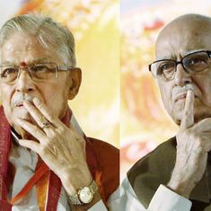 The plot thickens with the Supreme Court order on Ayodhya: Has Modi thrown Advani under the bus?