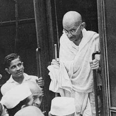 What is Mahatma Gandhi's legacy? Here's what it is not