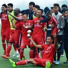Aizawl FC's win over Mohun Bagan raises questions about the impending I-League structure overhaul