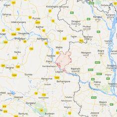 Bangladeshi shot dead by BSF