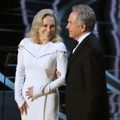 Faye Dunaway says she feels 'guilty' for Oscar's Best Picture award error
