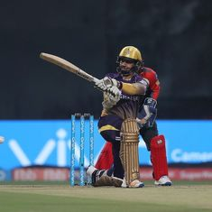 Sunil Narine, the batsman, has reinforced the pinch-hitting formula in T20 cricket