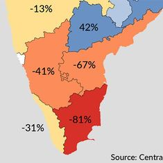 This map shows just how alarming Tamil Nadu's water crisis is