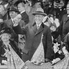 How Woodrow Wilson's war-time propaganda machine changed American journalism