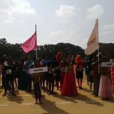 Kerala hosts country's first-ever athletics meet for transgender persons