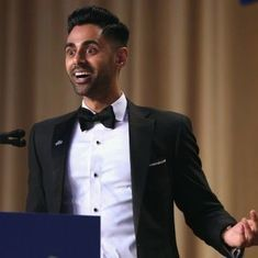 Watch: It took a comedian of Indian origin named Hassan Minhaj to show the US President his place