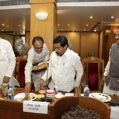 Watch: Why did Madhya Pradesh CM Shivraj Singh Chouhan hold a bring-your-own-food cabinet meeting?