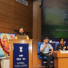 The RSS idea of India is not just being spread in colleges but among the defence forces too