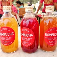 Hipsters in India are obsessed with a 2,000-year-old fermented health drink from China