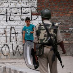 Why does India consistently push the (false) narrative of radicalisation in Kashmir?