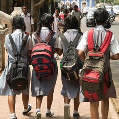 Gender gap in secondary education: Domestic chores the largest contributor, says study