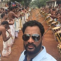 'A lifelong dream': Oscar-winning Resul Pookutty records Kerala's grand temple festival sounds