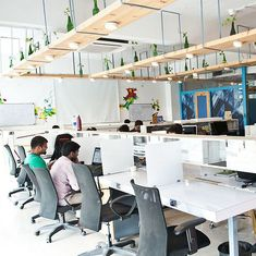 With millions of dollars and square feet, the Indian co-working space is hot property