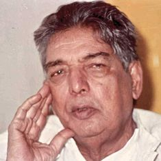 Kaifi Azmi's poems, in his own voice