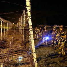 Punjab: BSF personnel shoot dead a suspected Pakistani intruder in Gurdaspur
